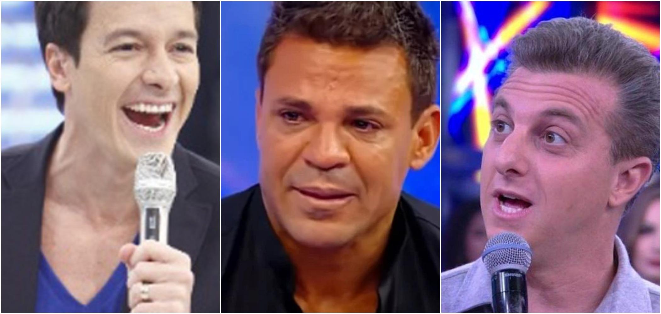 Após cobrar doações de Rodrigo Faro e Luciano Huck, Eduardo Costa nega que tenha doado valor milionário ao SUS (Reprodução)