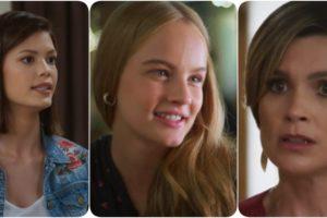 Kyra, Bia e Helena ficarão em destaque na novela Salve-se Quem Puder