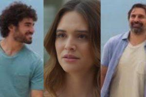 Em Salve-se Quem Puder, Luna vira vizinha de seu pai e ex-namorado (Montagem: TV Foco)