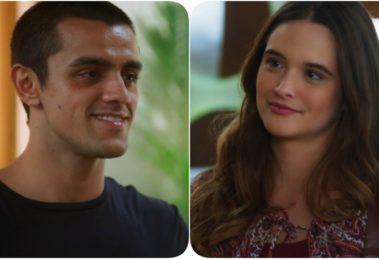 Téo e Luna terão um momento juntos para lá de romântico em Salve-se Quem Puder
