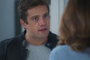 Renzo (Rafael Cardoso) terá segredo descoberto e temerá pela vida da mocinha em Salve-se Quem Puder (Foto: Reprodução/Globo)