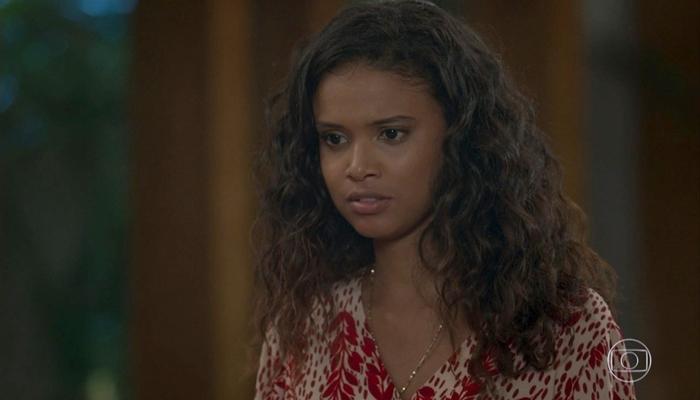 Úrsula (Aline Dias) terá briga feia com Luna (Juliana Paiva) em Salve-se Quem Puder (Foto: Reprodução/Globo)