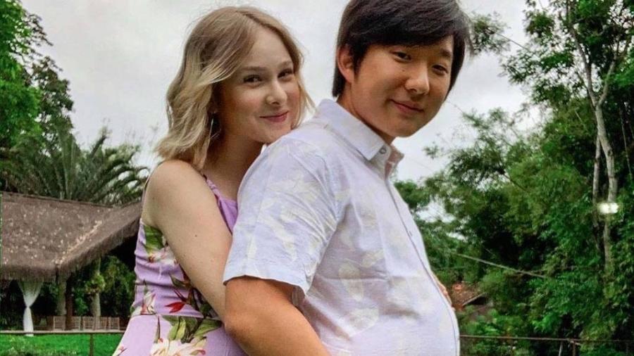 Sammy perdoou Pyong e alegou que espera o hipnólogo para dançarem juntos fora da casa (Foto: Reprodução/ Instagram)