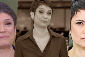 Sandra Annenberg estaria bastante triste com a situação dela no comando do Globo Repórter na Globo (Foto reprodução)