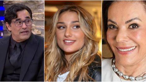 Sasha pediu na Justiça que Beth Szafir e Luciano Szafir não toquem em seu nome em reality (Reprodução)