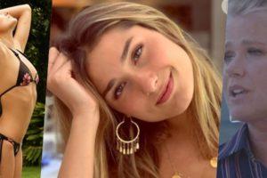 Filha de Xuxa cresceu em frente as câmeras e deu o que falar nos últimos tempos (Foto montagem: TV Foco)