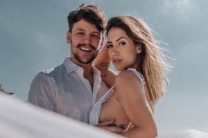 Saulo e Gabi Brandt não formam mais um casal (Foto: Reprodução/ Instagram)