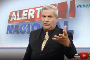 Sikêra Jr falou sobre uma possível guera em território nacional (Foto: reprodução/RedeTV!)