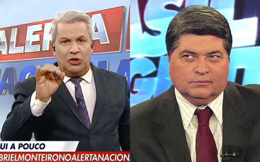 Sikêra Jr. comentou sobre concorrência com Datena (Foto: reprodução)