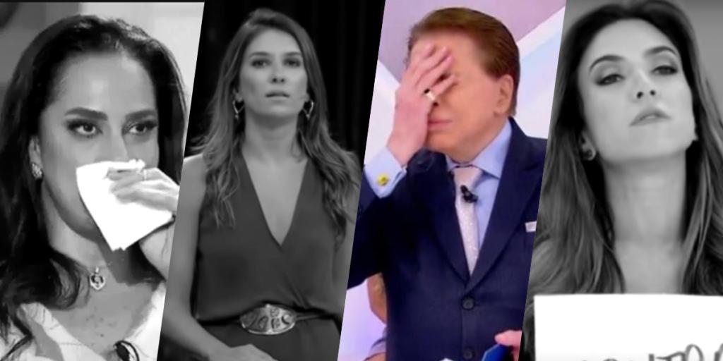 Filhas de Silvio Santos já tiveram divisão de bens do pai (Foto montagem TV Foco)