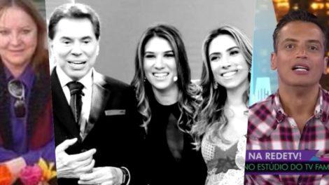 Clemozeide Lundgren quer ser reconhecida como filha de Silvio Santos (Foto: Reprodução)