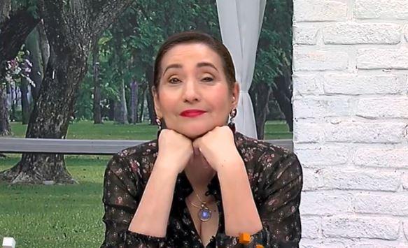 Sonia Abrão se revoltou ao vivo (Foto: Reprodução/RedeTV!)