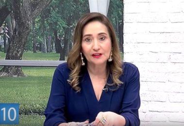 Sonia Abrão abriu espaço para história terrível em seu programa (Foto: Reprodução/RedeTV!)