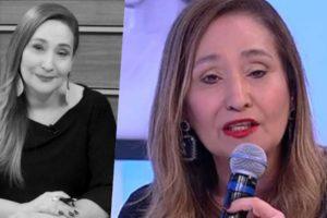 A apresentadora Sonia Abrão do programa A Tarde é Sua da RedeTV! (Foto montagem: TV Foco)