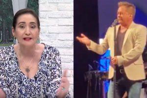 Sonia Abrão detonou Leonardo no A Tarde é Sua (Foto: Reprodução/RedeTV!/Twitter/Montagem TV Foco)