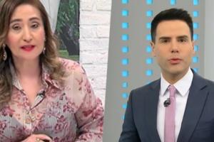 Sonia Abrão deu o que falar e deu a opinião dela sobre Luiz Bacci (Foto montagem: TV Foco)
