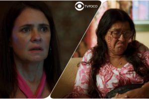 Thelma e Lurdes ainda se enfrentarão em um grande embate na novela Amor de Mãe