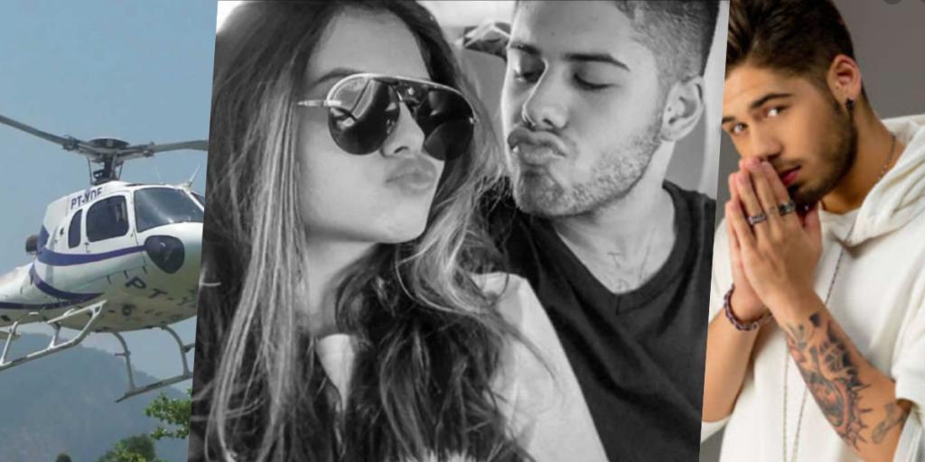O cantor Zé Felipe deu o que falar recentemente por conta do fim com Isabella Arantes (Foto montagem TV Foco)