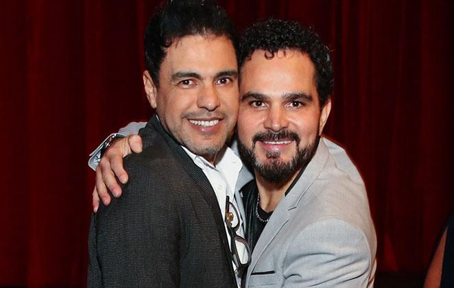 O famosos cantores sertanejos, Zezé Di Camargo, dupla com Luciano Camargo já se envolveram em diversas polêmicas por causa de seus patrimônios milionários (Foto: Divulgação)