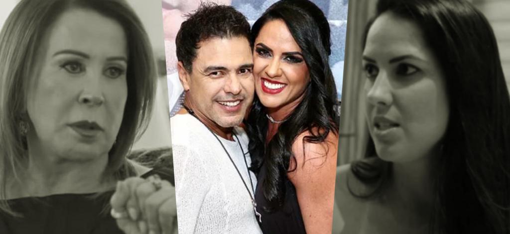 Zezé Di Camargo deixou Zilu para ficar com Graciele (Foto