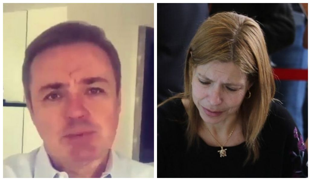 Gugu Liberato e Rose Miriam (Foto: Reprodução)