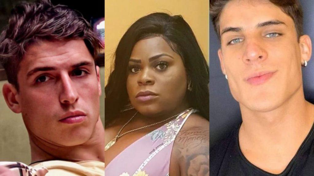 Lista: Felipe Prior, Jojo Todynho e Tiago Ramos (Foto: Montagem/TV Foco)