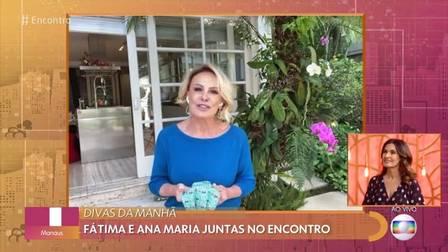 Ana Maria Braga está com novo quadro na TV (Foto: Divulgação)