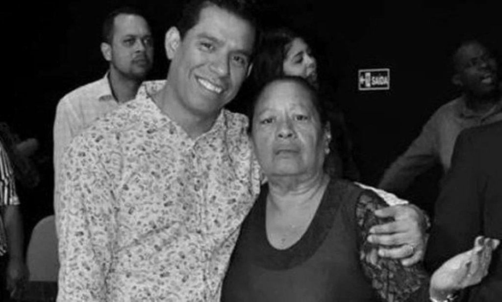 Mãe: Pastor Anderson do Carmo foi assassinado há cerca de nove meses atrás (Foto: Reprodução)
