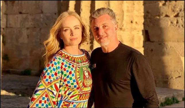 Angélica e Luciano Huck (Foto: Reprodução)
