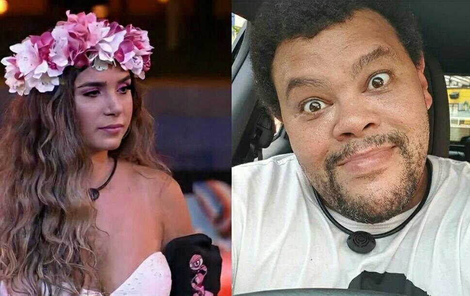 Gizelly Bicalho foi acusada de racismo após comentário sobre Babu no BBB 20. (Foto: Reprodução)
