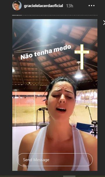 Graciele Lacerda (Foto: Reprodução)