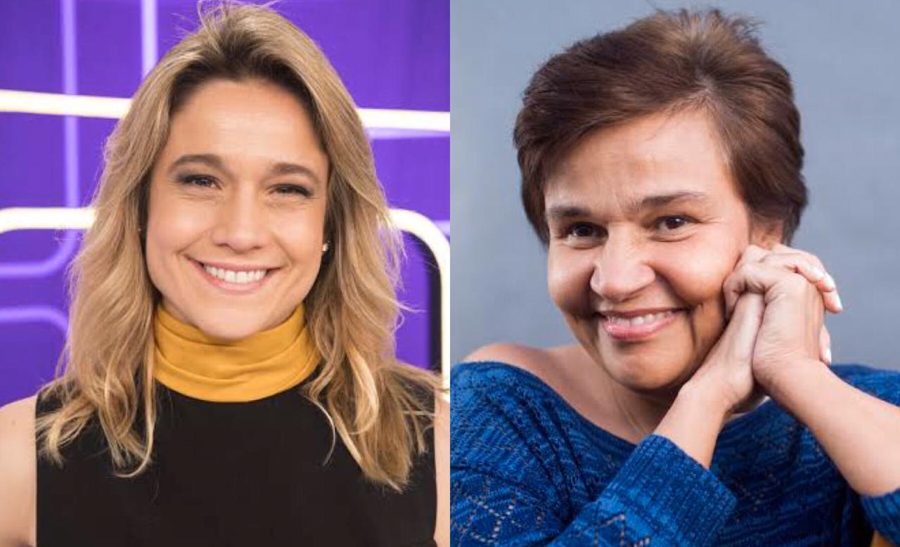 Fernanda Gentil, Claudia Rodrigues, Globo