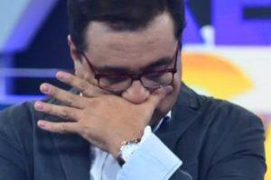 Geraldo Luís dificilmente ficará na Record (foto: Reprodução/Record TV)