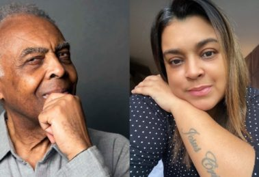 Gilberto Gil conta como foi registrar as filhas (Foto: Reprodução/Instagram)