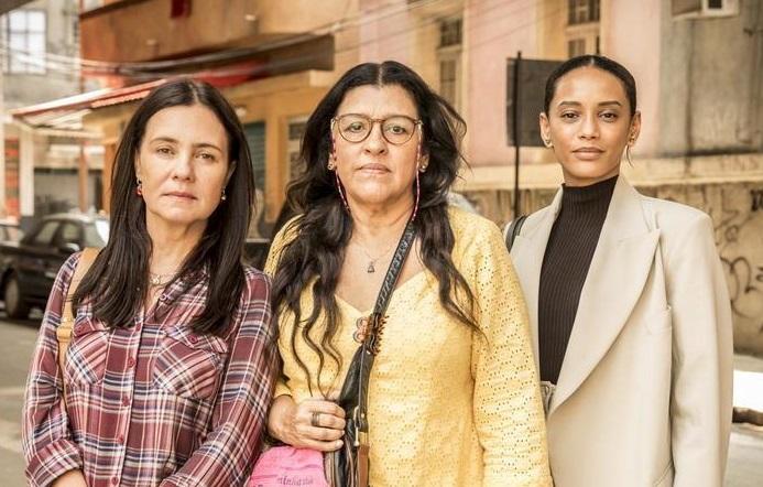 Protagonistas de Amor de Mãe; Globo tem plano para retomar gravações de novelas (Foto: Globo/João Cotta)