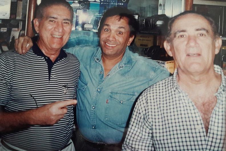 Morre irmão de Renata Aragão, o produtor Paulo Aragão (Foto: Reprodução/Metrópoles)