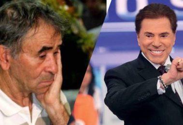 Ivo Holanda, aos 84 anos, deu entrevista e falou sobre as câmeras escondidas de Silvio Santos (Montagem: TV Foco)