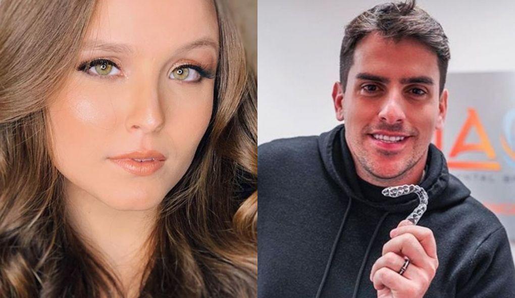 Larissa Manoela detonou Rodrigo Branco após comentário racista (Foto: Montagem/TV Foco)
