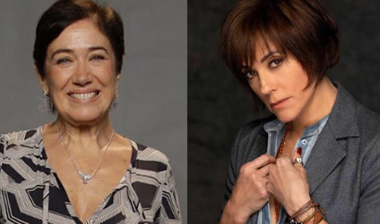 Lilia Cabral, Christiane Torloni, Fina Estampa
