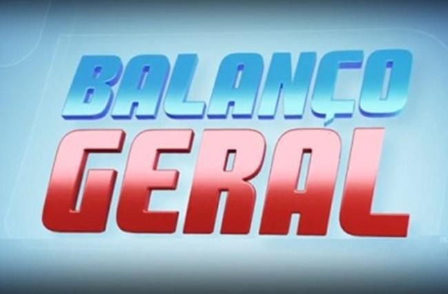 Logo do Balanço Geral (Foto: Reprodução/Record)