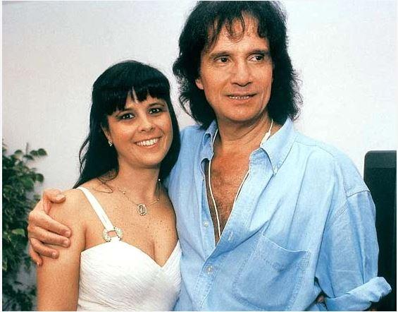 Roberto Carlos e Maria Rita (Foto: