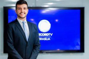 Matheus Ribeiro é o novo contratado da Record (Foto: Divulgação)