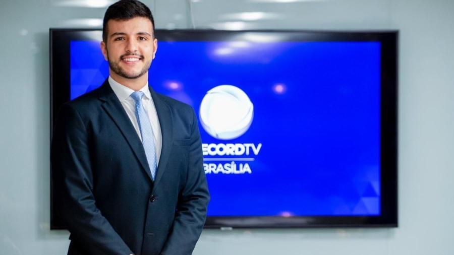 Matheus Ribeiro assinou contrato com a Record após se demitir de afiliada da Globo (Foto: Divulgação)
