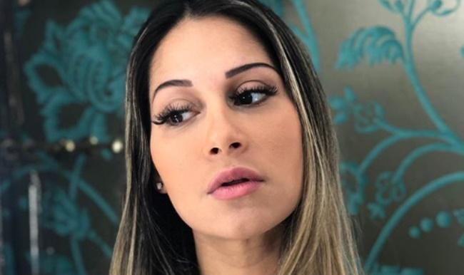 Mayra Cardi foi severamente atacada por manter empregada no trabalho em meio a quarentena (Foto: Reprodução)