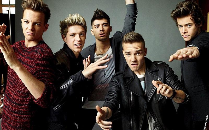 Retorno de One Direction é anunciado e Liam Payne dá detalhes do que vem por ai (Foto: Reprodução)