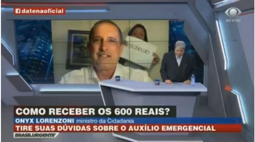 Datena no Brasil Urgente (