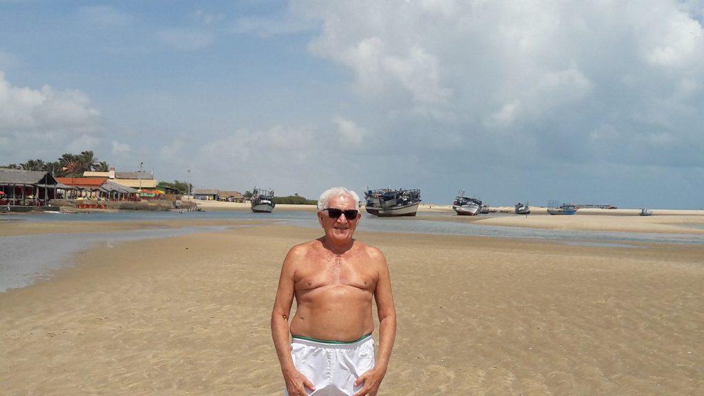 Paulo Aragão morreu aos 89 anos e foi produtor de Os Trapalhões (Foto: Reprodução/Facebook)