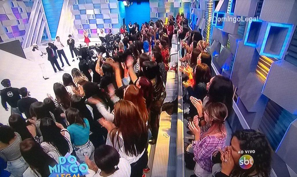 SBT quer retorno da plateia em seus programas (Foto: Reprodução)