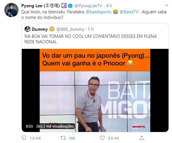 Pyong Lee, Neto