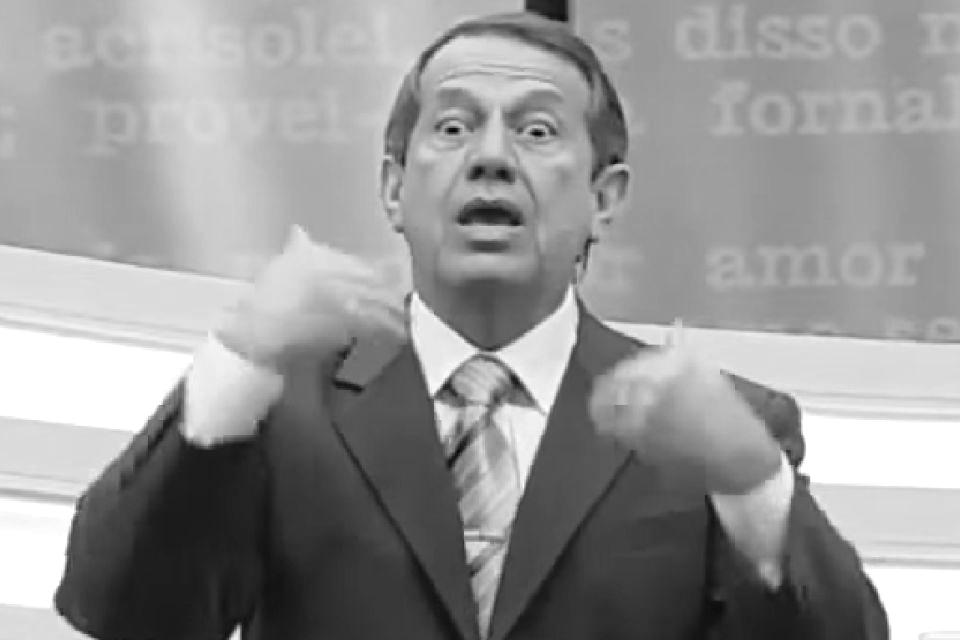Bolsonaro pressiona Receita a perdoar dívida de R$ 144 milhões de do famoso pastor R.R. Soares (Foto: reprodução)